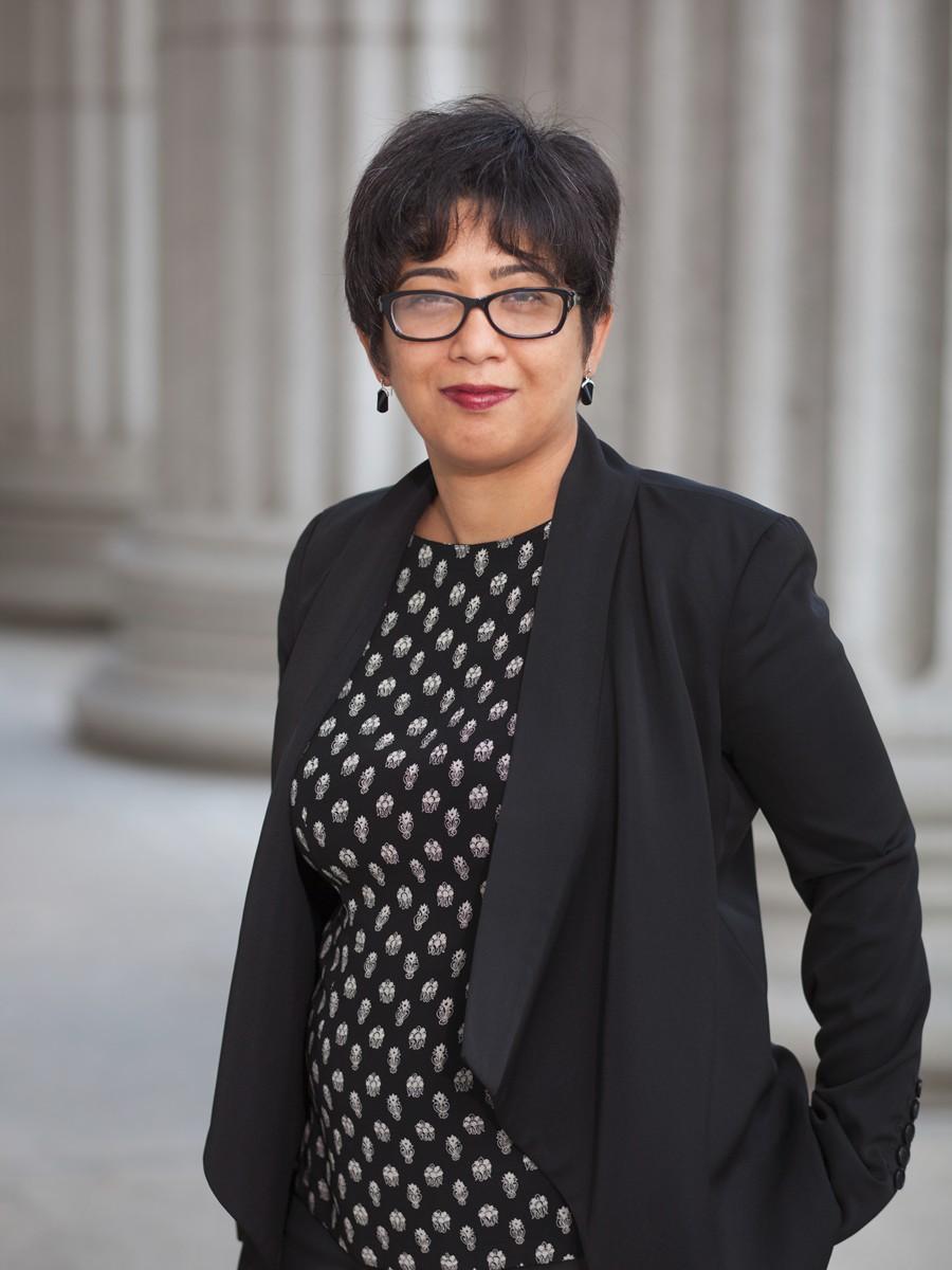 portrait of Atreyee Gupta